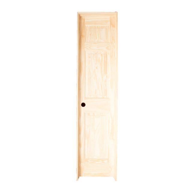 Attirant 18u2033 LH Interior Pre Hung Pine Door