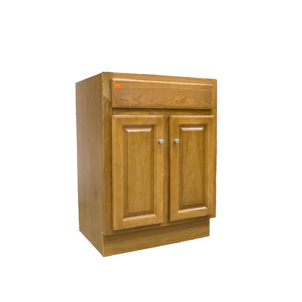 Bathroom Vanity Regal Oak 24 X 18 2 Doors Heeby 39 S