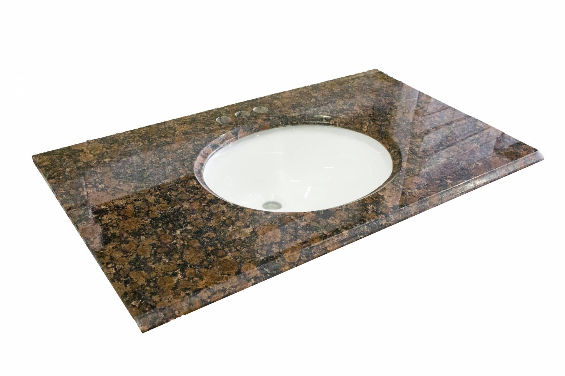 Granite Vanity Top, 31