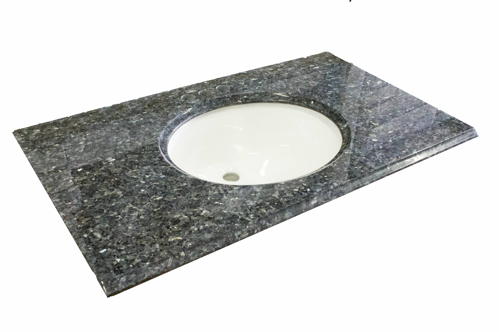 Granite Vanity Top 37 X 22 Ice Blue