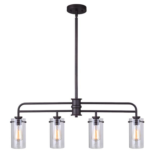 Canarm albany chandelier 4 light heebys surplus inc canarm albany chandelier 4 light aloadofball Images