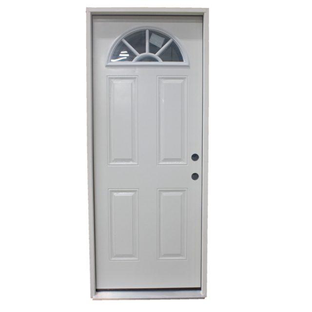 Half-moon Doors