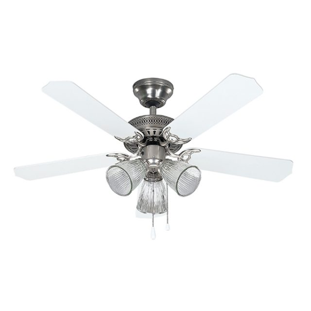 Canarm tradition 42 ceiling fan with light clear glass brushed canarm tradition 42 ceiling fan with light clear glass brushed pewter finish mozeypictures