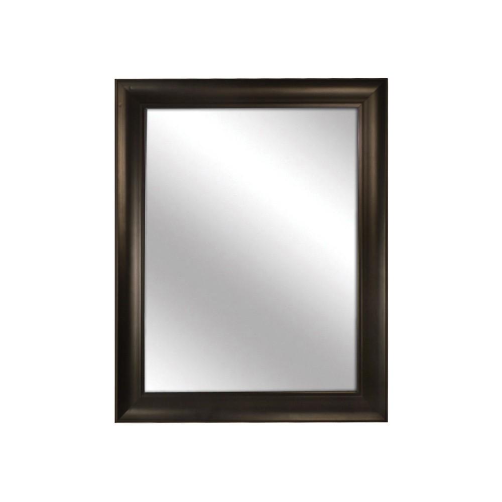 30 x 42 dark espresso mirror heeby 39 s surplus inc. Black Bedroom Furniture Sets. Home Design Ideas