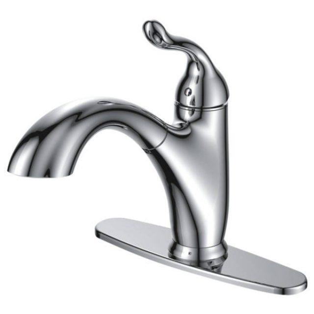 Freendo Prestige Kitchen Faucet Chrome | Heeby\'s Surplus Inc.