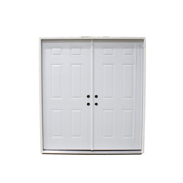 Double Entrance Doors