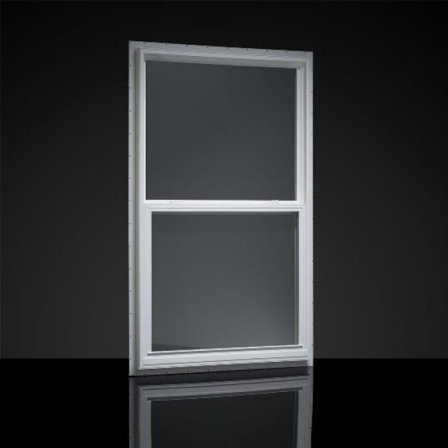 Metal Industry New Construction Clear Windows