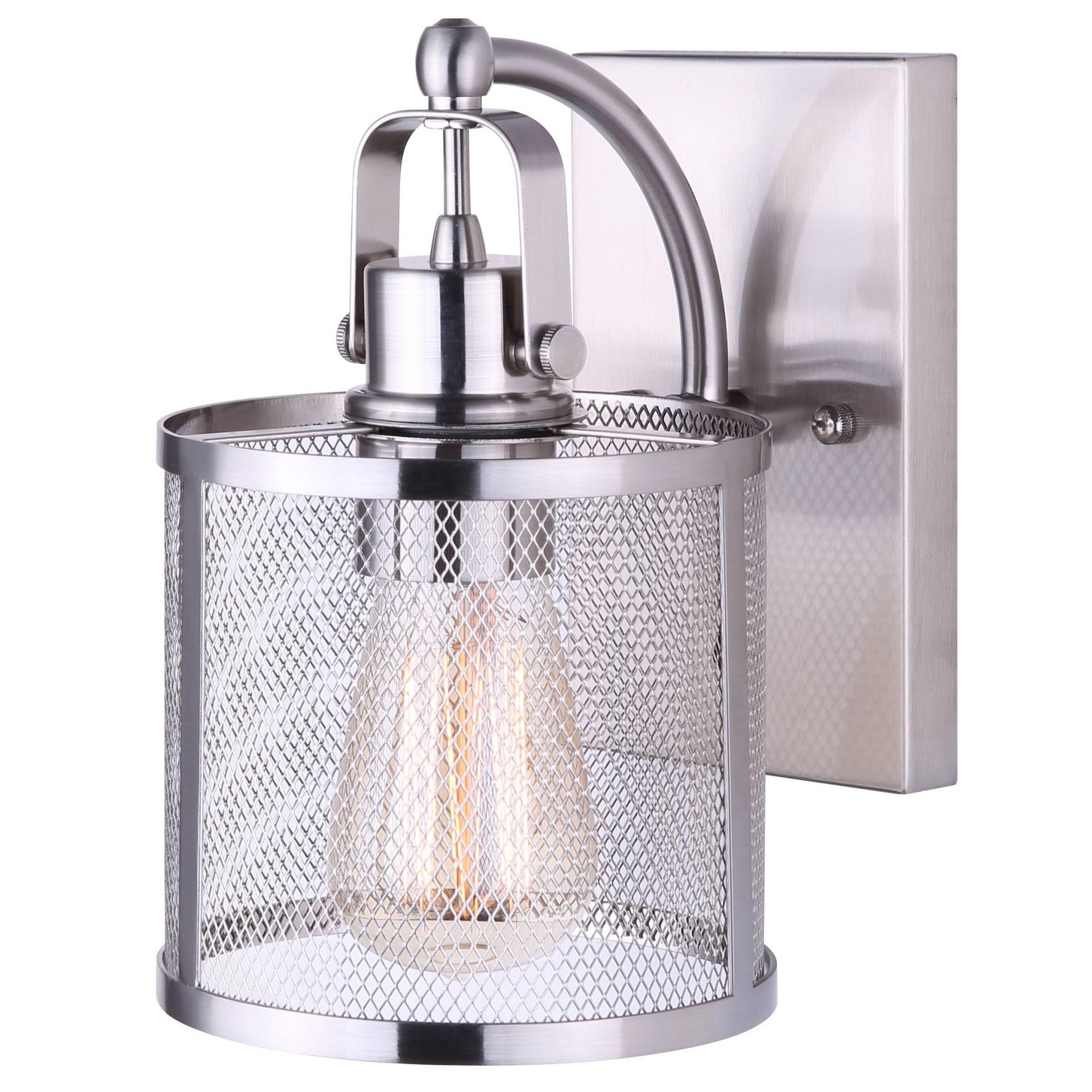 Surplus Bathroom Fixtures: Beckett 1 Light Vanity Light