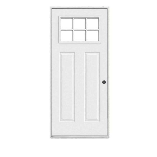 6 Lite Doors