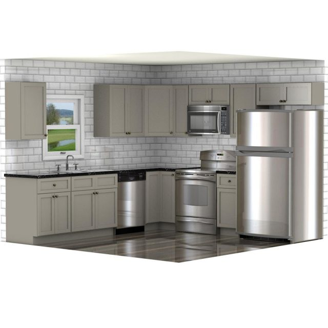 Stone Harbor Gray (Assembly Required)