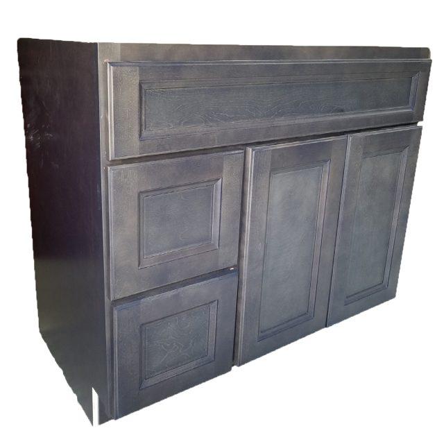 Stonebridge Grey Vanity Cabinets