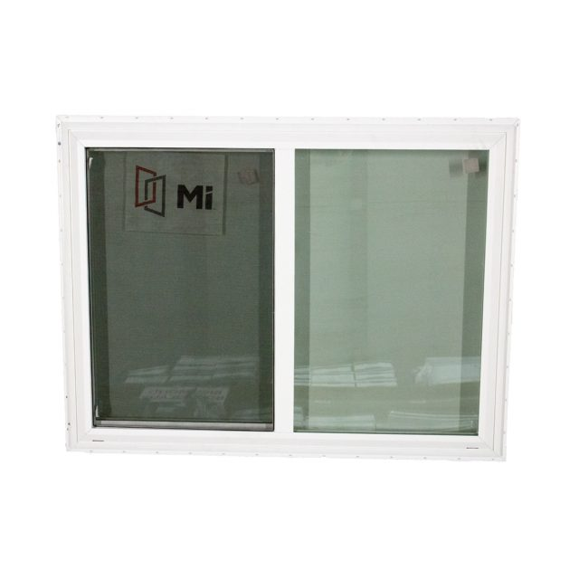 Metal Industry New Construction Sliders Window U-Value .30
