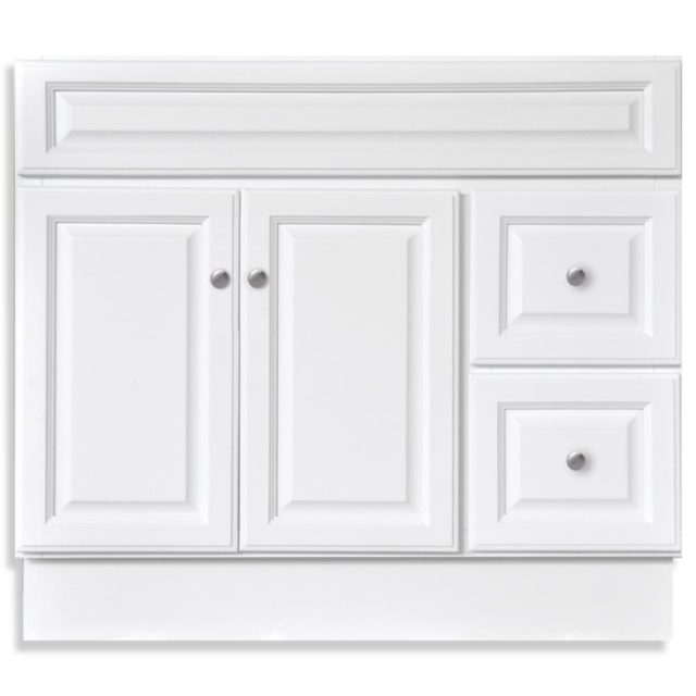 Harbor White Vanity (Assembly Required)