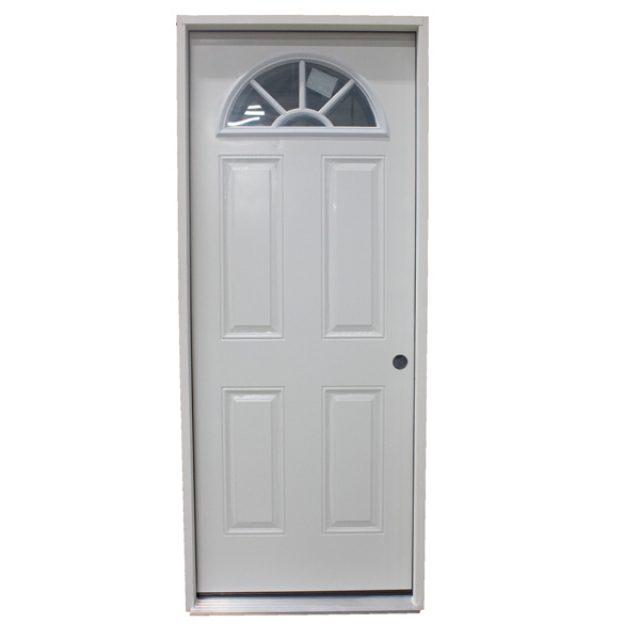 Halfmoon Doors